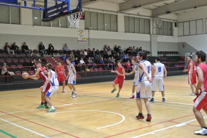 partita Novara Basket